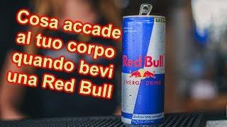 Cosa accade al tuo corpo quando bevi una Red Bull