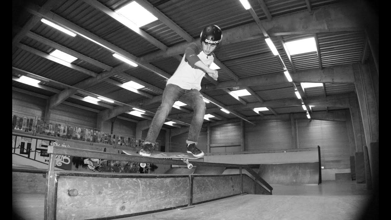 Skate quimper Thomas Cariou 2 - YouTube