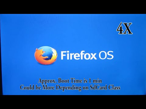 Firefox OS on Raspberry Pi | Demo