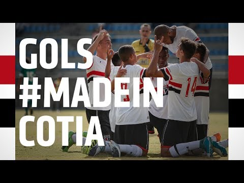 #MADEINCOTIA TAÇA BH: SPFC 4 X 1 GOIÁS | SPFCTV