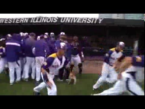 WIU Baseball Highlights Vs NDSU (Game 1)
