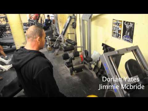 Dorian Yates & Jimmie McBride