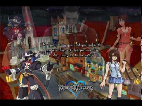 Kingdom Hearts 2 - Sanctuary MP3 Only