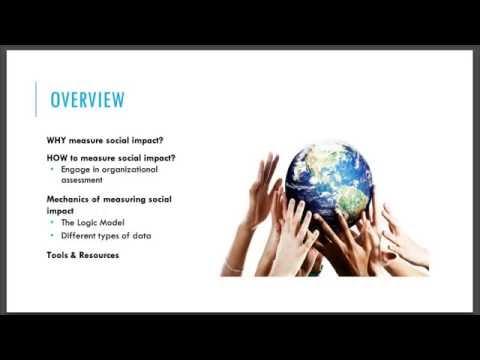 Measuring Social Impact