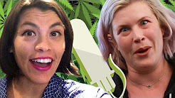 "Women Try ""Weed Tampons"" For Period Cramps"