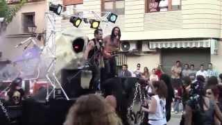 Valdeganga Fiestas 2012 Cabalgata