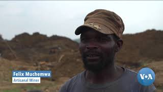 Zimbabwean Artisanal Miners Fear Resurgence of Violence