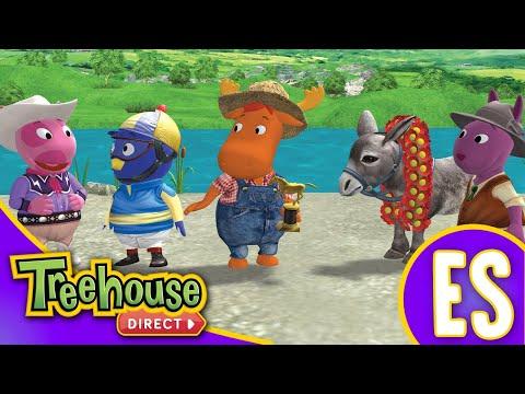 Los Backyardigans: Un paseo a caballo - Ep.28