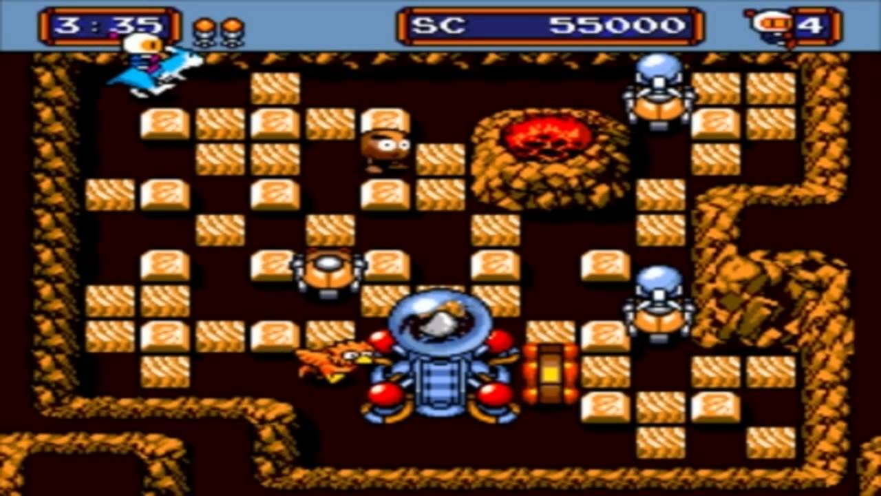 Bomberman 2000
