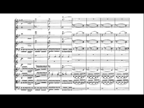 Score Reading Practice: Mozart's Symphony No. 40 in G Minor, 1st Movement (Molto Allegro)