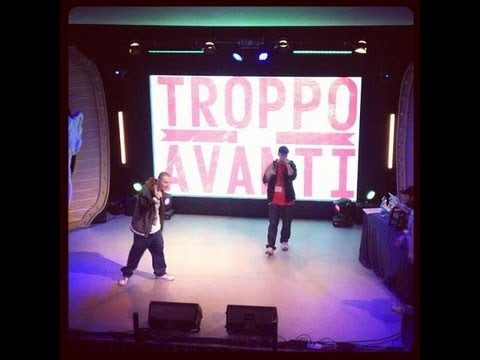Piotta presenta Troppo Avanti Show (parte II)