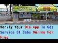 How To Register Ola App | Verify Your Ola App