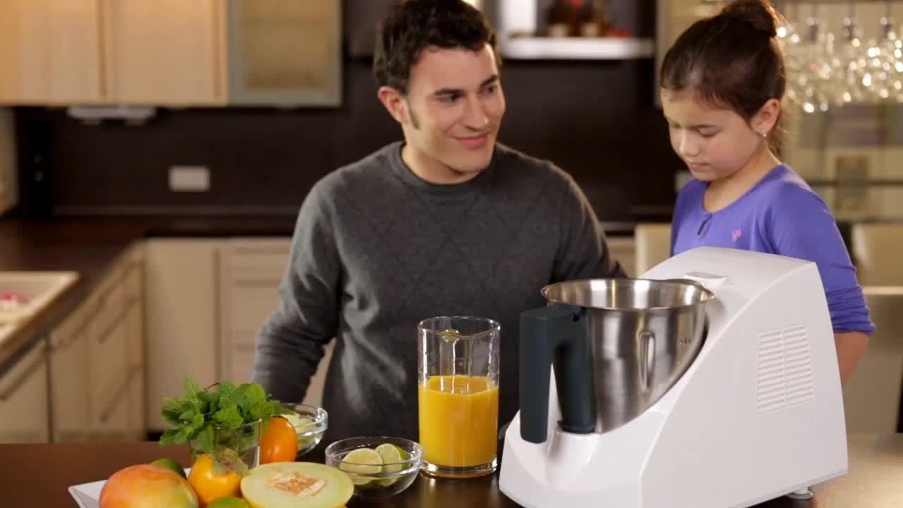 Produktvideo | Silvercrest Küchenmaschine Monsieur Cuisine | Lidl ...