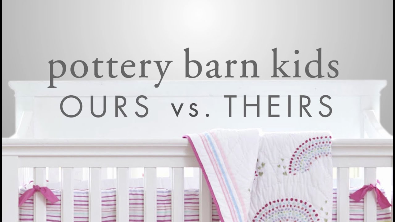 Theirs   Larkin Crib | Pottery Barn Kids
