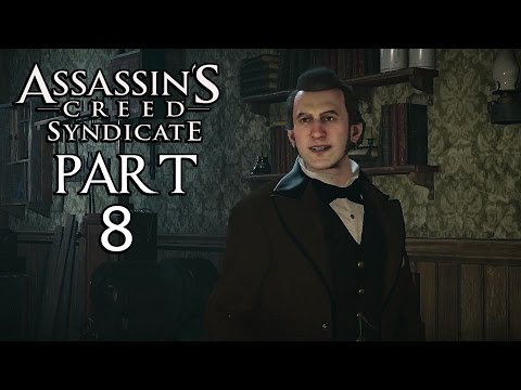 Assassin's Creed Syndicate 100% Sync Walkthrough Sequence 4 , Memory 4 - Cable News