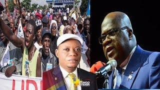 PR FATSHI KATA MAKAMBO OYO ENTRE BASE NA BA MINISTRE YA UDPS!!! EYINDI...