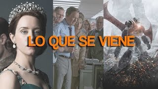 Lo que se viene: The Post - The Crown - Mazinger Z: Infinity