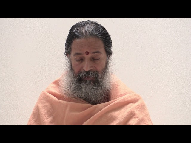 Morning Darshan with Paramahamsa Prajnanananda at Kriya Yoga Center Sterksel on August 28, 2021