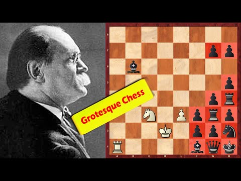 """Absolutely Insane Chess Puzzle From The """"Puzzle King"""" Sam Loyd!"""
