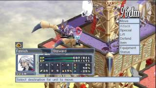 Disgaea 4 - Easy Episode 4-6 Strategy