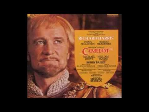 Richard Harris - How To Handle A Woman