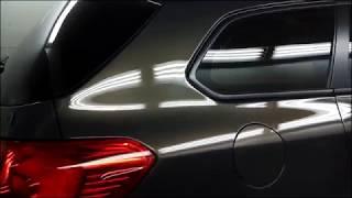 видео Как происходит локальная покраска автомобиля