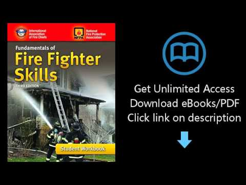 Download Fundamentals Of Fire Fighter Skills Student Workbook PDF