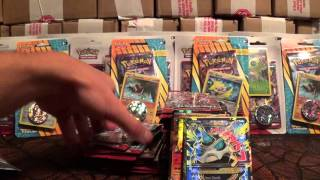 XY BreakThrough 2x BLISTER BOX Opening (48 Packs) + NEW Blister Promos