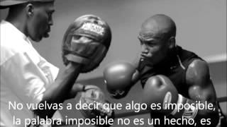 Motivacion boxeo Frases]