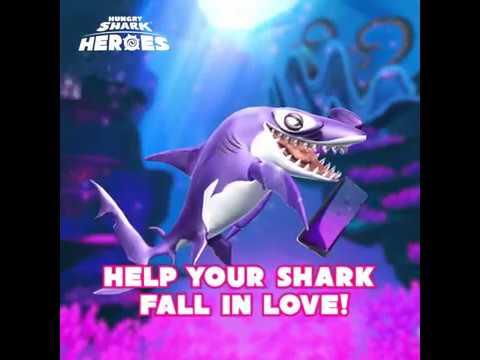 Hungry Shark Heroes Australia Soft Launch