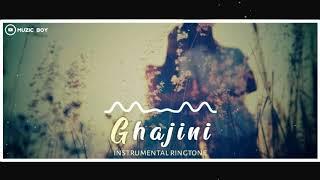 Ghajini Instrumental Ringtone | Love Ringtone | Muzic Boy | Download Link⬇️