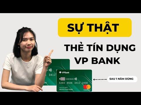Tất tần tật những điều cần biết về thẻ tín dụng VP Bank (AI SỞ HỮU THẺ TÍN DỤNG NHẤT ĐỊNH PHẢI BIẾT)
