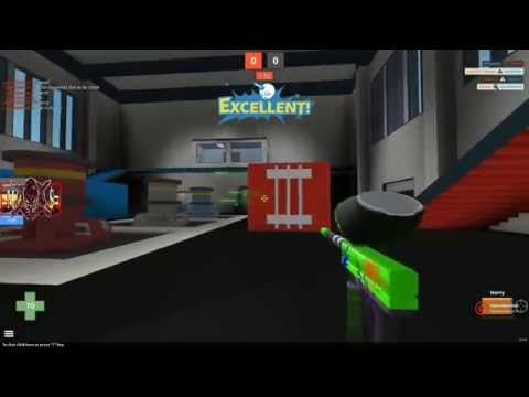 [ROBLOX] Mad Paintball: Harry Sniper Montage #2