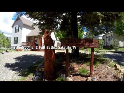 Foresta Yosemite Vacation Rental The El Capitan View