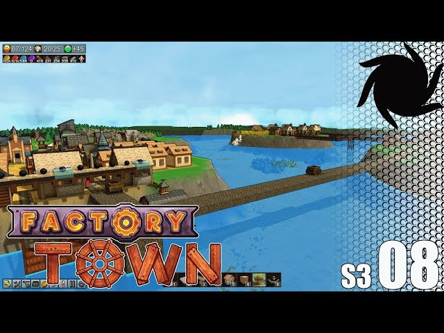 Factory Town - S03E08 - Moving Around