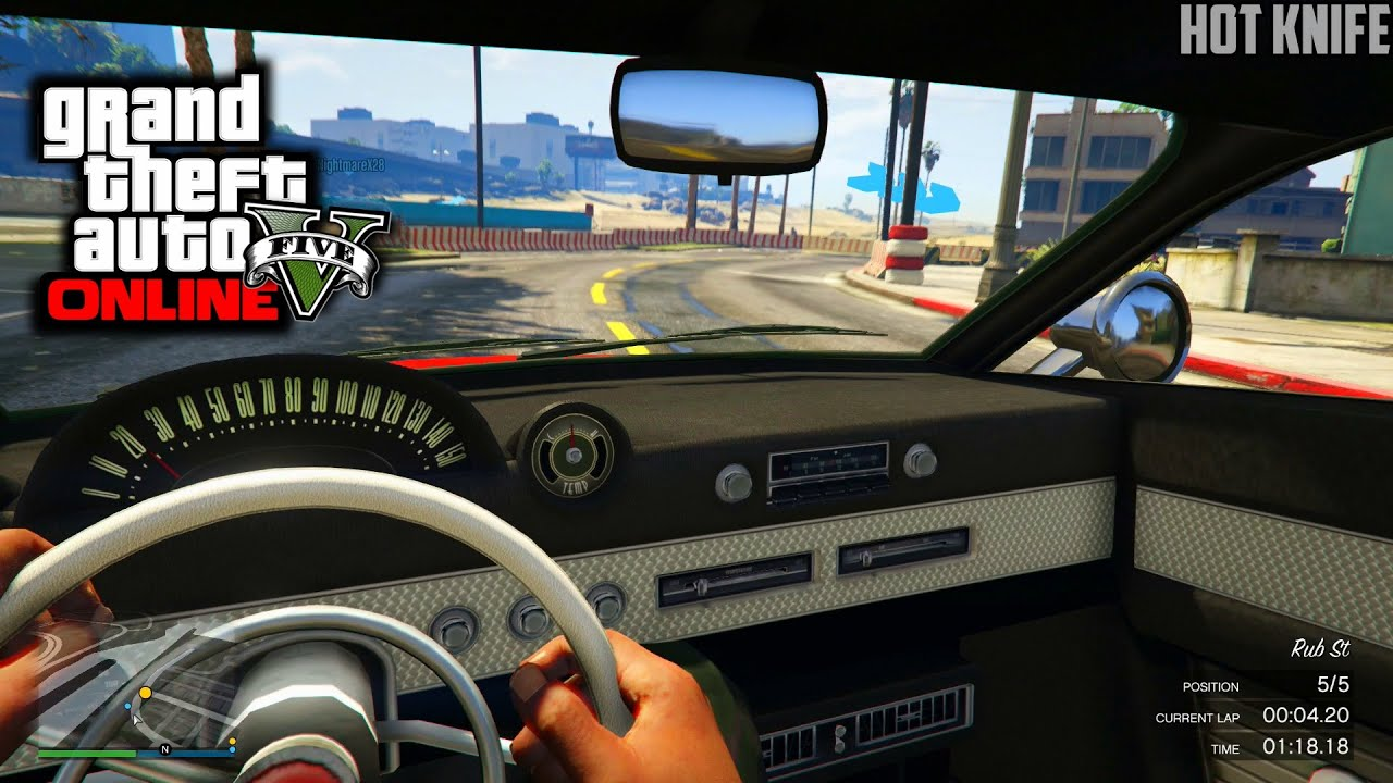 gta 5 ps4 all muscle cars interior showcase gta v first person youtube. Black Bedroom Furniture Sets. Home Design Ideas