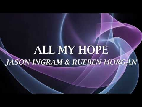 All My Hope (Lyric Video) Hillsong