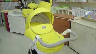 видео детская коляска универсальная