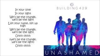 Building 429: Earth Shaker Lyric Video