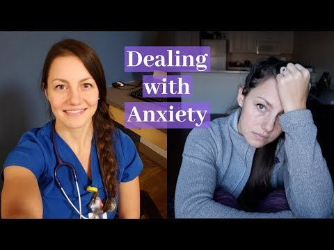 Dealing With Anxiety | Nursing