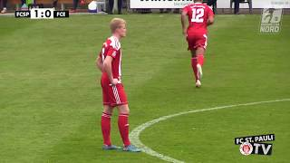 FC St. Pauli U23 - FC Eintracht Norderstedt I HighlightsI FC St. Pauli TV