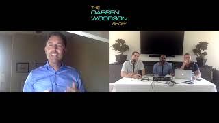 The Darren Woodson Show Ep. #35 | – Matt Osborne – Human Trafficking – Part 1