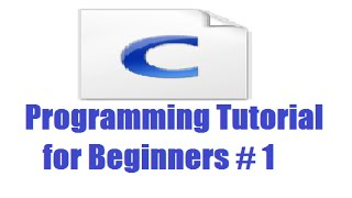 C Programming Tutorials for Beginners