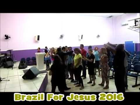 Brazil For Jesus Conference - Salem International  - São Paulo, Brazil