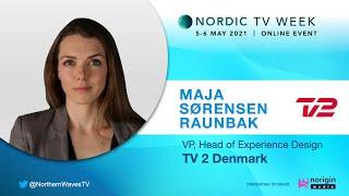 TV 2 Denmark | TV 2 PLAY: Designing Engaging Experiences