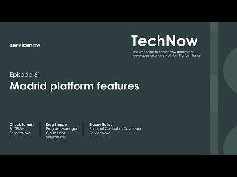 TechNow Ep 61 | Explore The Madrid Platform Features