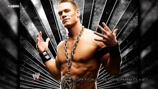 "WWE: John Cena Theme Song - ""Basic Thuganomics"" [CD Quality + Lyrics]"