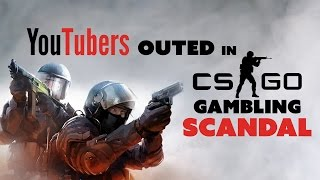 YouTubers Could Face Jail Over CS:GO Gambling Scandal - The Know