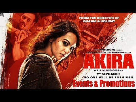 Akira Full Movie 2016 - Sonakshi Sinha,...