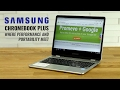First official Samsung Chromebook Plus REVIEW - HANDS ON!